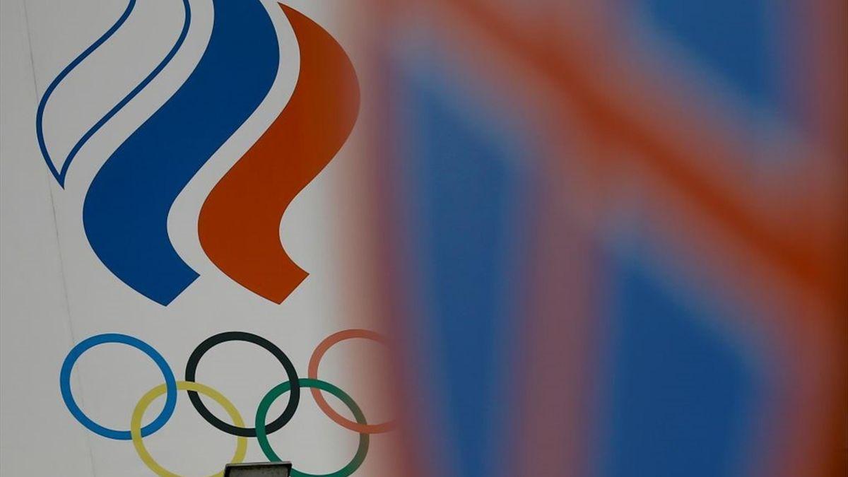 Russland - Olympische Spiele