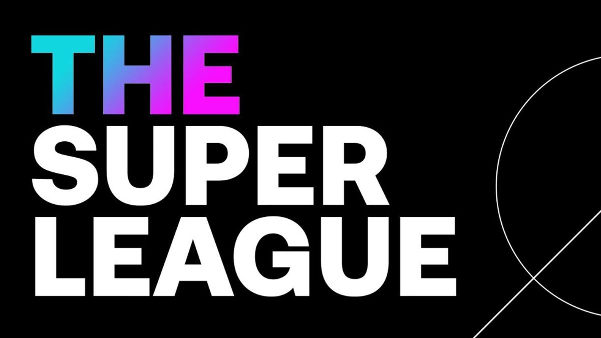 The Super League, logo