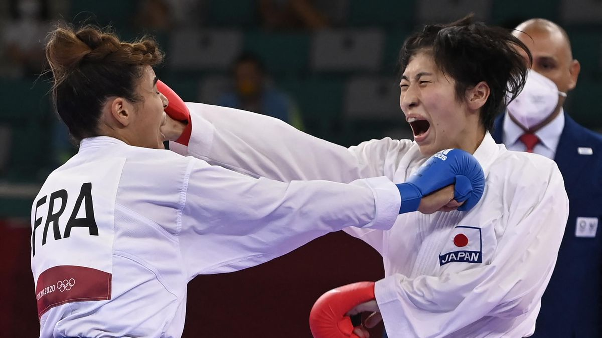 Leila Heurtault éliminée des les phases de poule à Tokyo