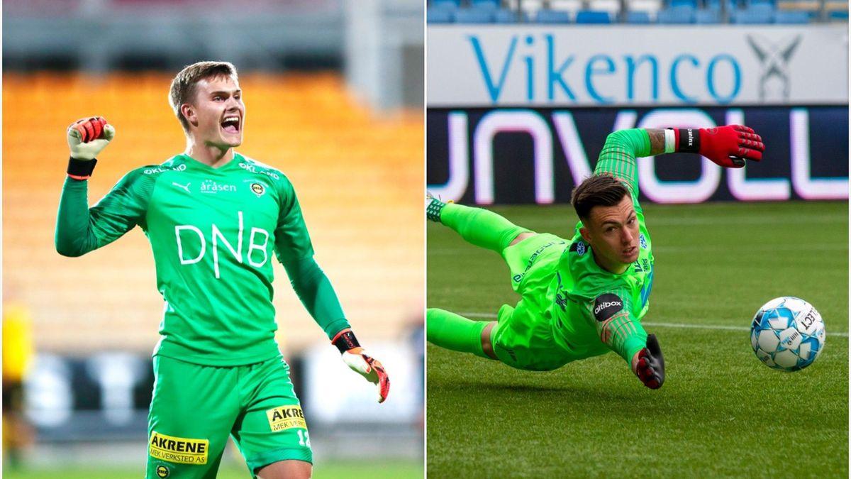 Mads Hedenstad Christiansen, Alex Craninx