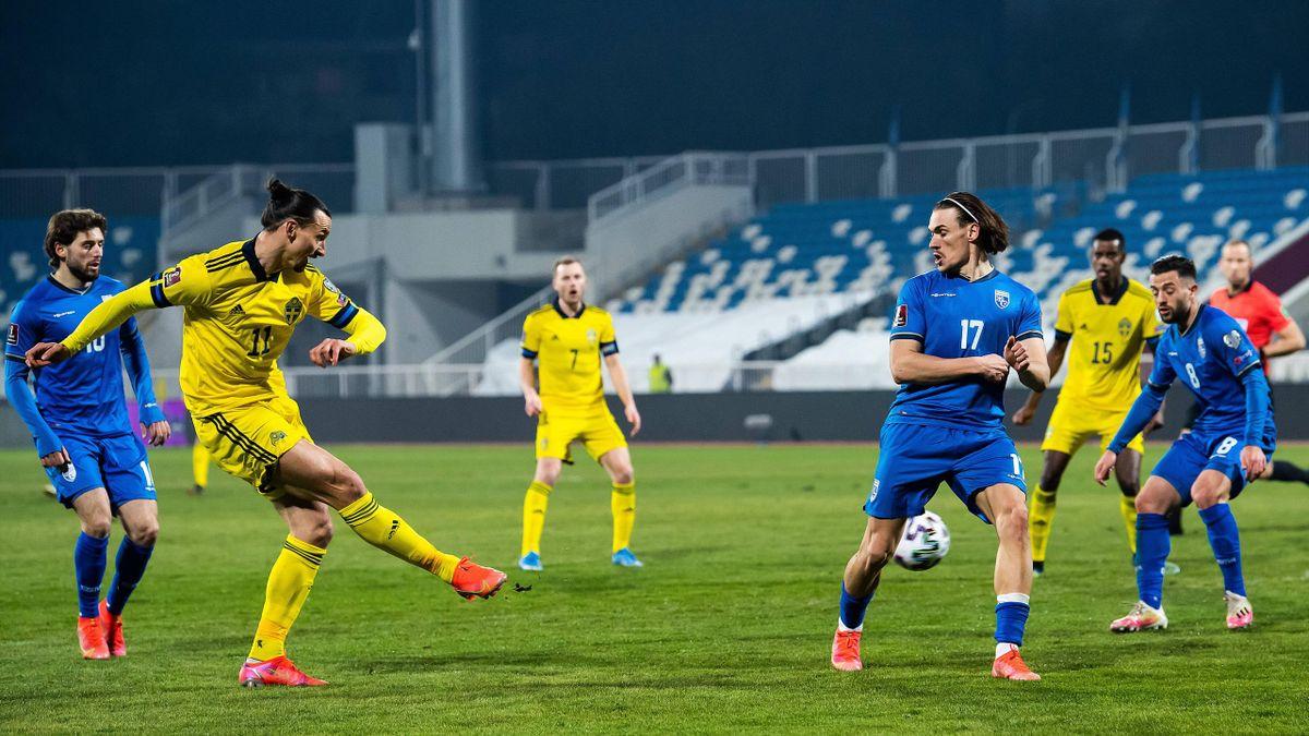 Kosovo-Svezia, Qualificazioni ai Mondiali 2022 - Zlatan Ibrahimovic (Imago)