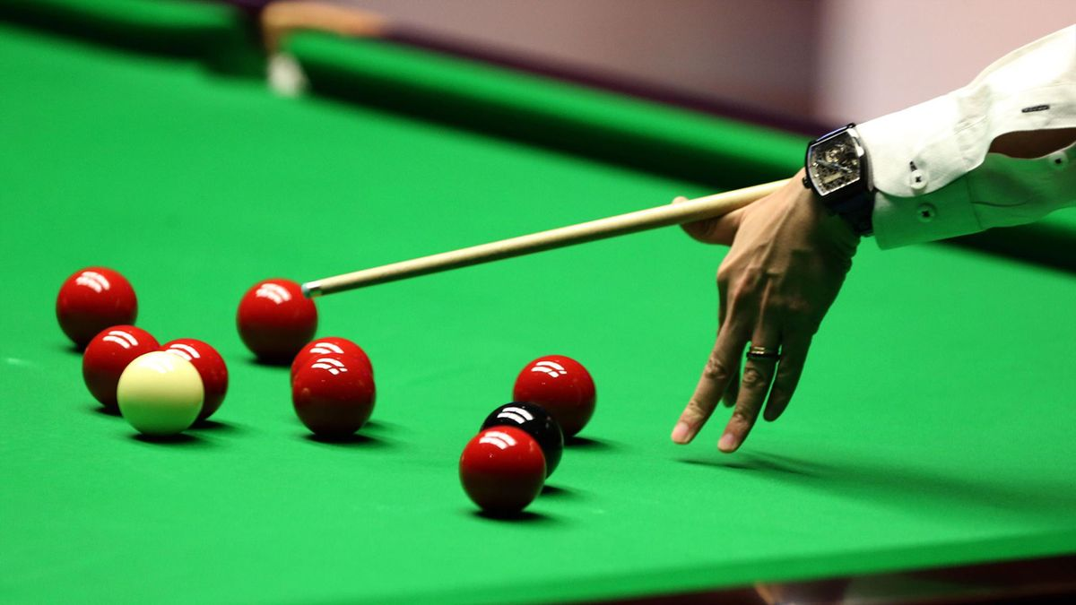 Snooker - Home Nations series