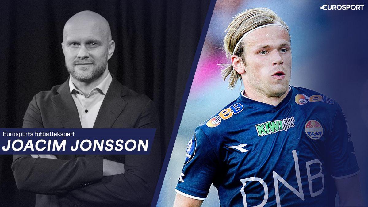 Joacim Jonsson og Iver Fossum