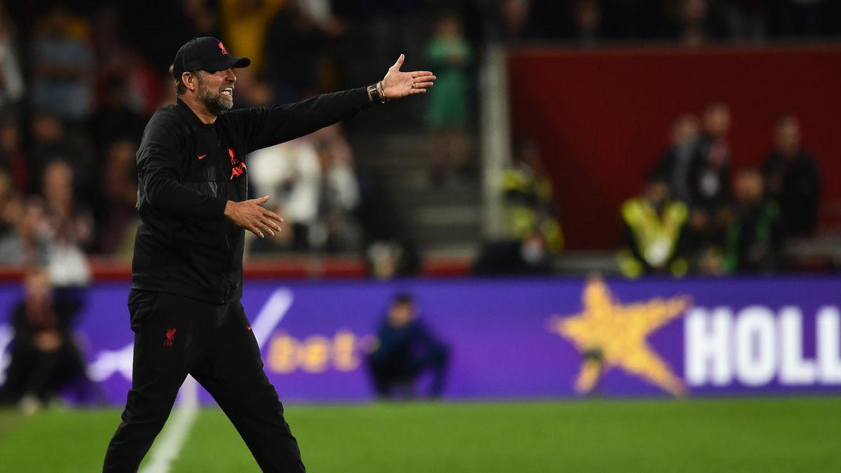 Jürgen Klopp ärgert sich über den vollen Terminkalender im Fußball