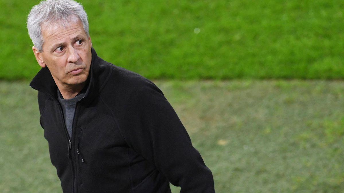 Der ehemalige Chefcoach vom BVB: Lucien Favre