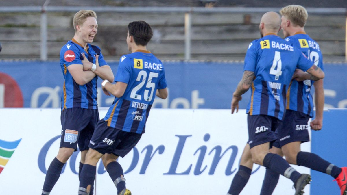 Brynhildsen scorer for Stabæk