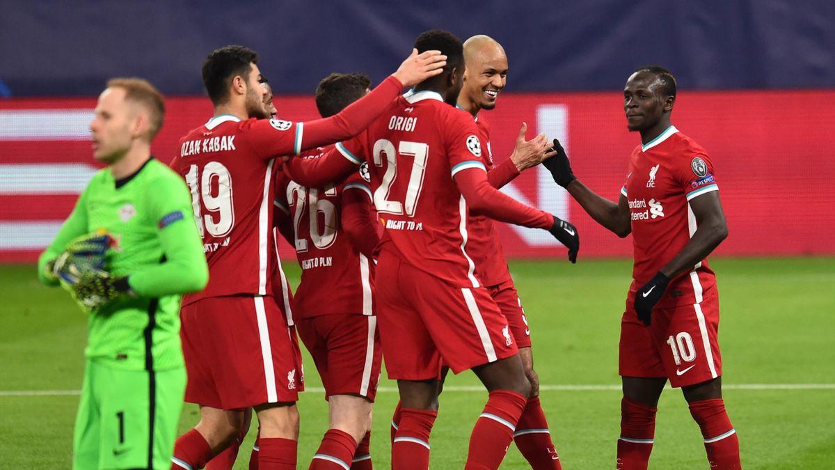 Liverpool jubelt gegen Leipzig