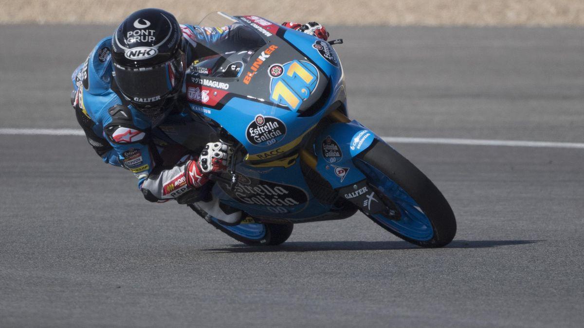 Sergio Garcia Moto3