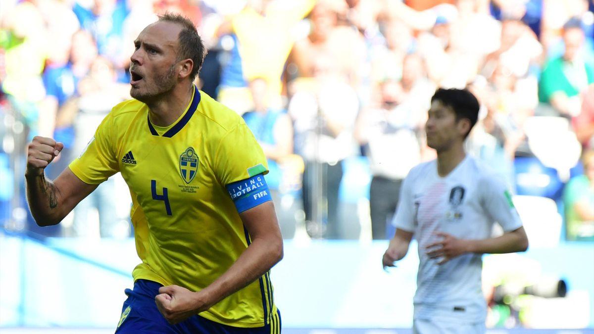 Andreas Granqvist (Schweden)