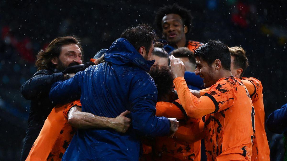 Le pagelle di Udinese-Juventus 1-2: Ronaldo 'benedetto' dal fato, ma 2  episodi non salvano Pirlo - Eurosport