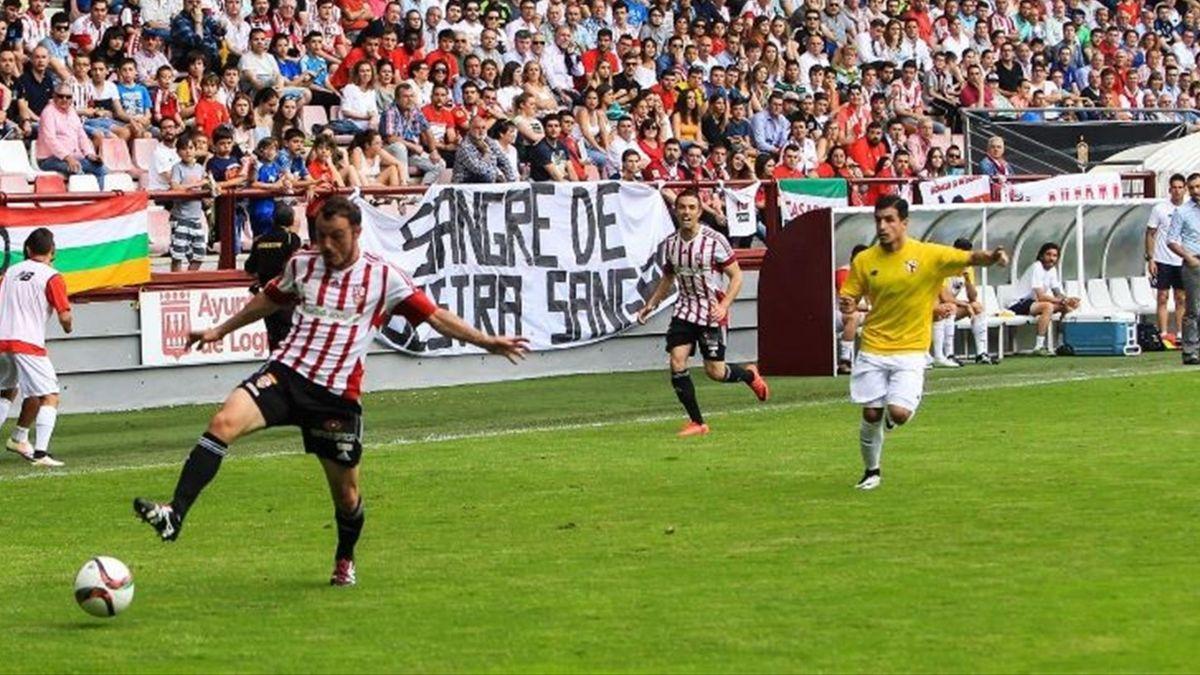 UD Logroñés - Sevilla Atlético