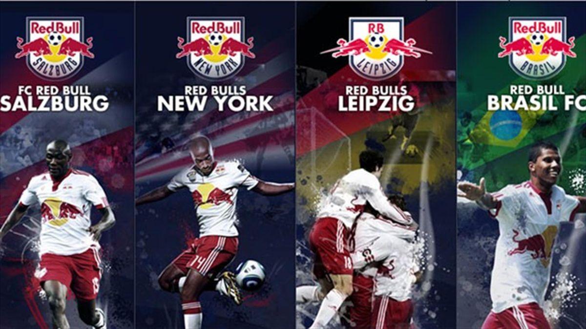 Informe Eurosport: Red Bull, las alas del fútbol - Eurosport