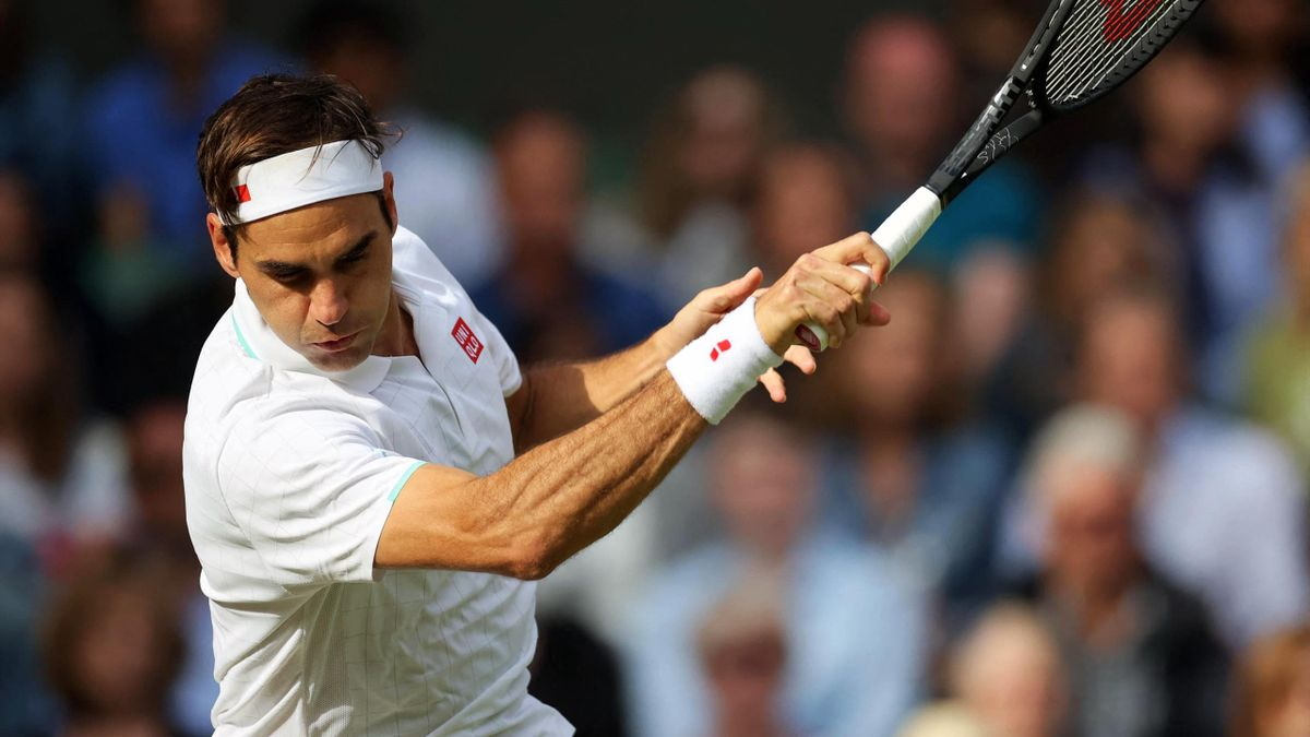 Roger Federer - fotó: Shuhei Yokoyama