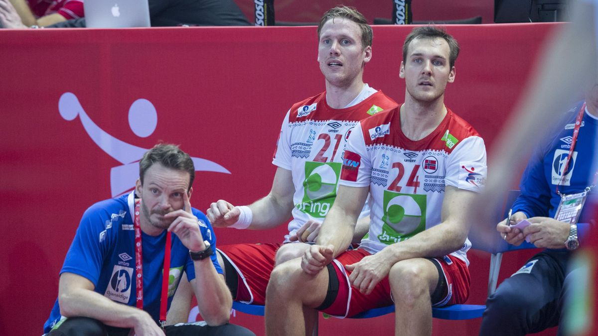 Christian Berge, Magnus Gullerud, Christian O'Sullivan