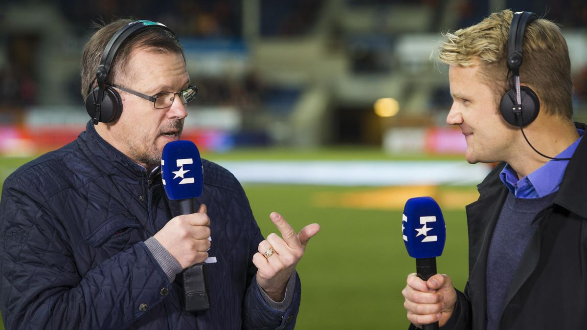Kjetil Rekdal og Jonas Berg-Johnsen