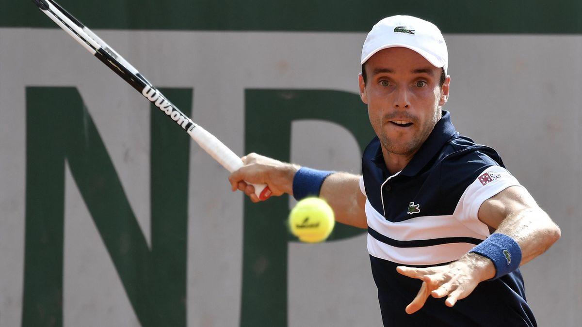 Roberto Bautista - Roland Garros 2019