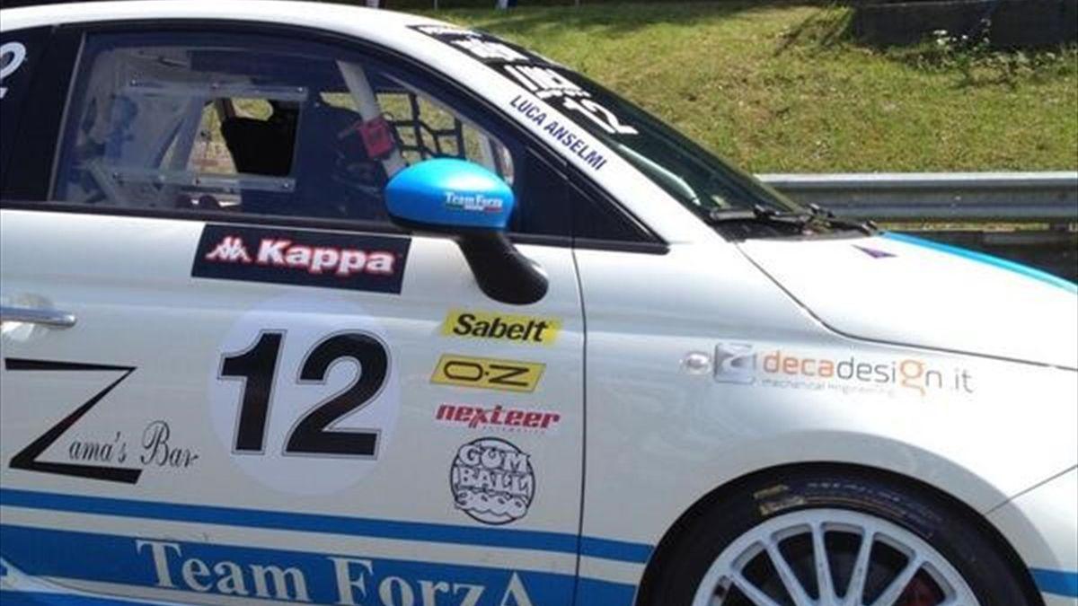 Anselmi se adjudica la segunda carrera en Austria (@teamabarth)