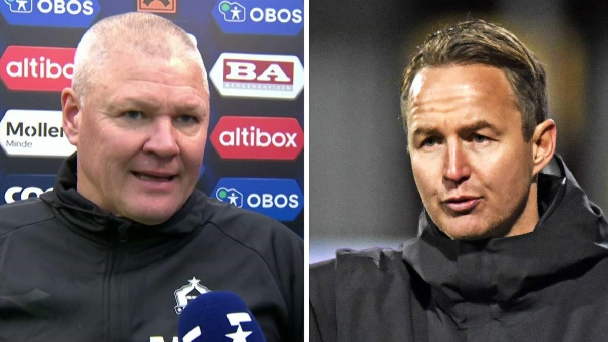 Mons Ivar Mjelde og Espen Nystuen