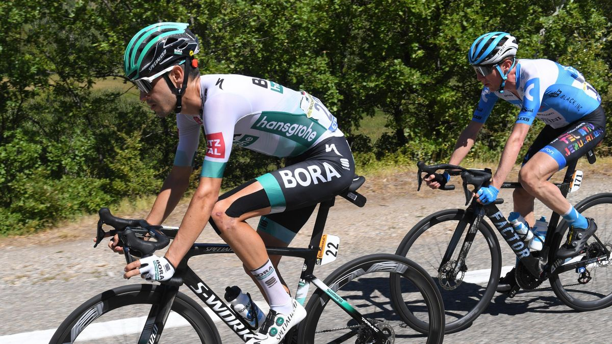 Emanuel Buchmann, Team Bora-hansgrohe| Tour de France 2020