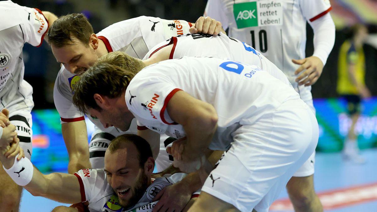 Deutschland jubelt über Punkt bei der Olympia-Quali