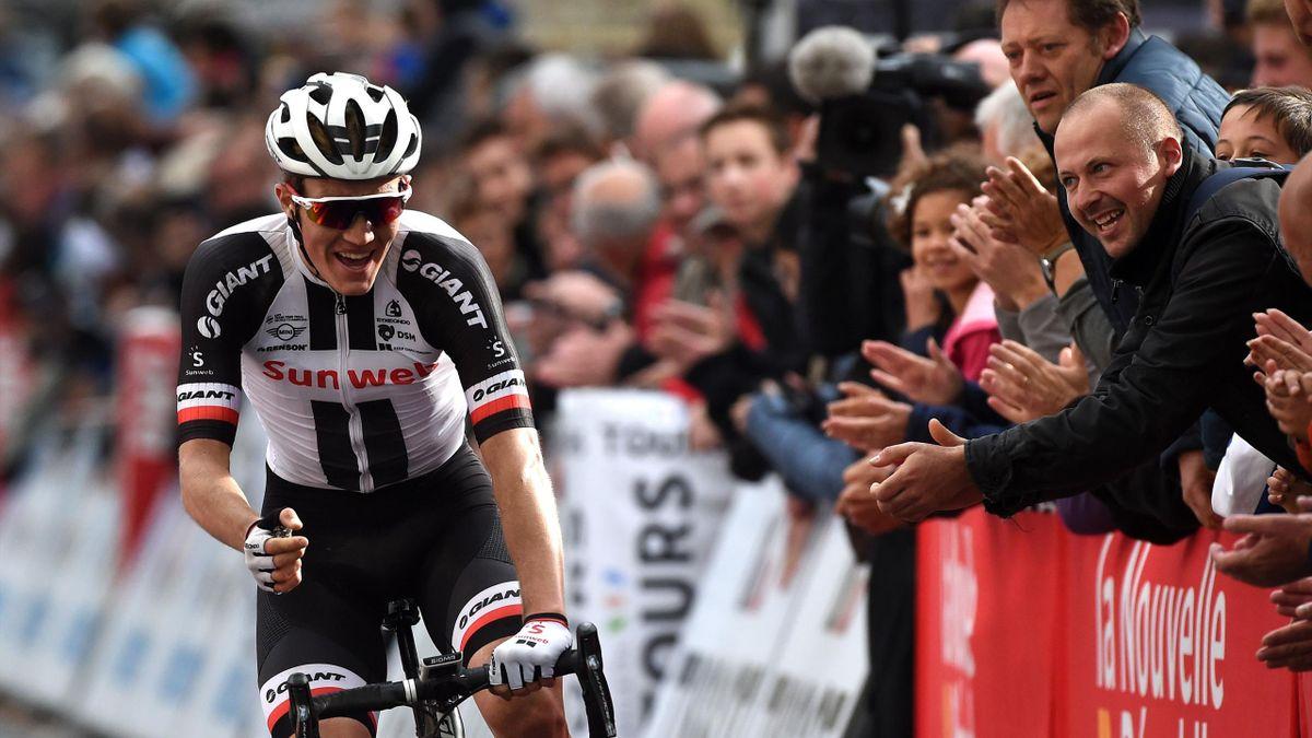 Soren Kragh Andersen vainqueur de Paris-Tours