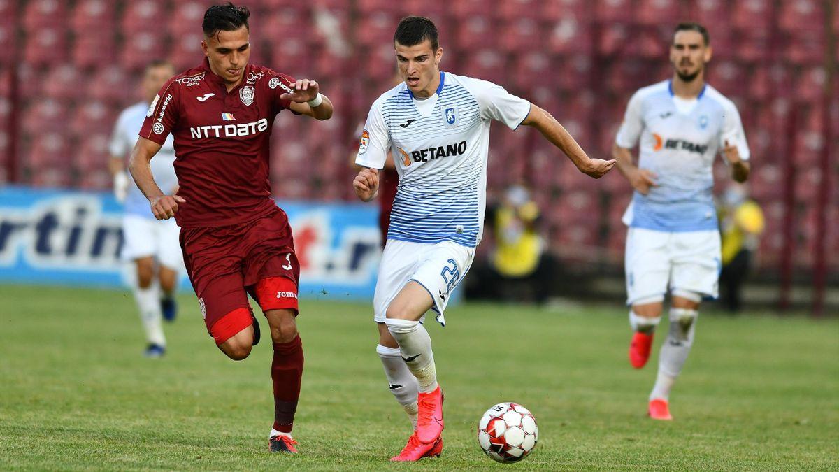 Universitatea Craiova vs CFR Cluj, meci decisiv pentru titlul din Liga 1