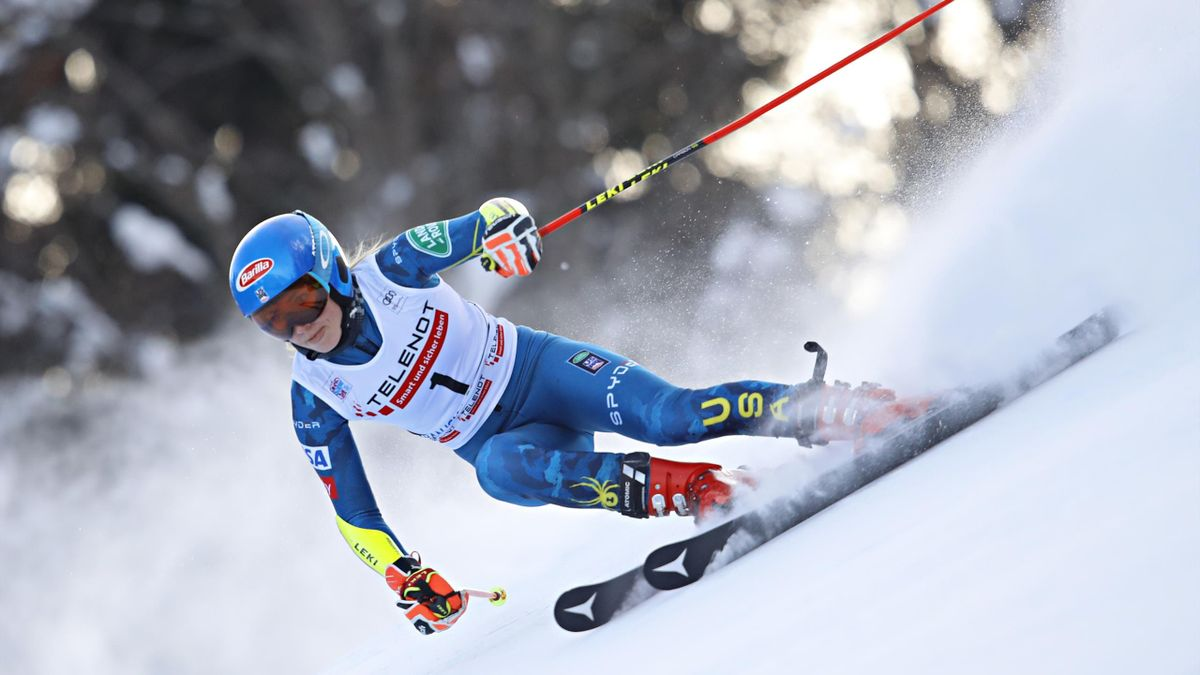 Mikaela Shiffrin | Alpine Skiing Slalom | ESP Player Featur