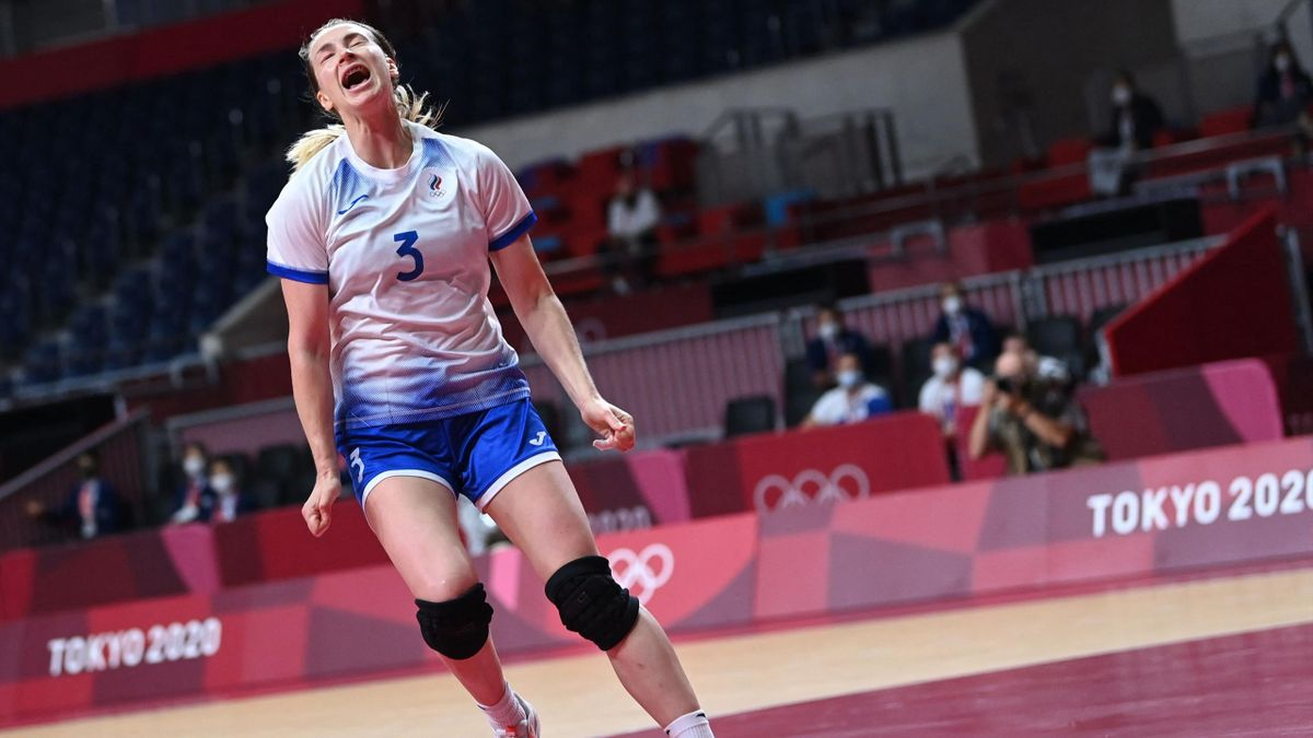 Полина Горшкова, Россия, гандбол, Олимпиада в Токио-2020
