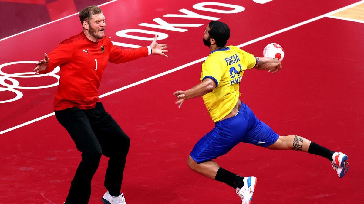 Johannes Bitter zeigte gegen Brasilien eine ganz starke Leistung
