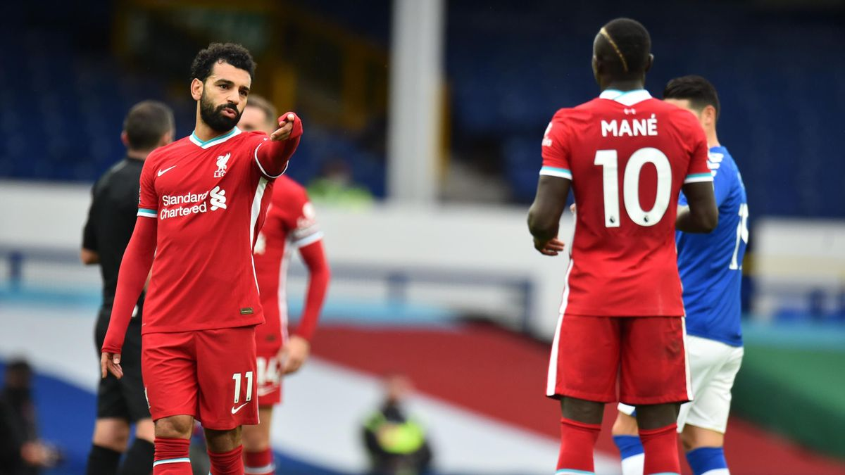Mohamed Salah und Sadio Mané
