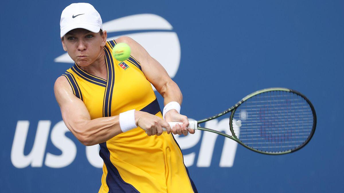 Simona Halep - US Open 2021