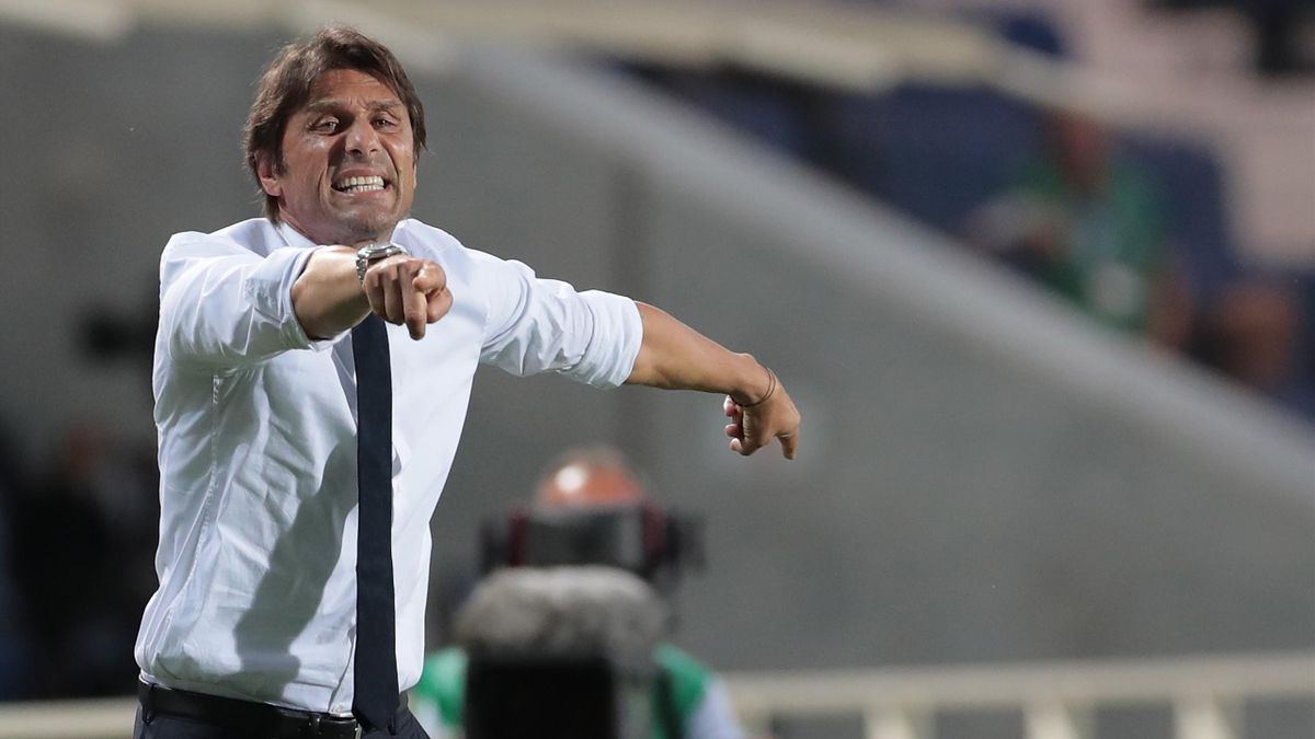 'We received very little protection from the club, absolutely zero!' - Inter coach Antonio Conte