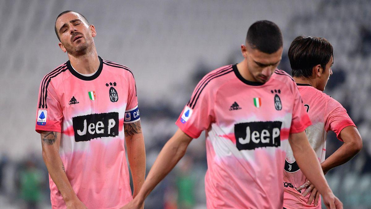 Juventus v Barcelona: Why Andrea Pirlo and Ronald Koeman desperately need  Champions League boost - Eurosport