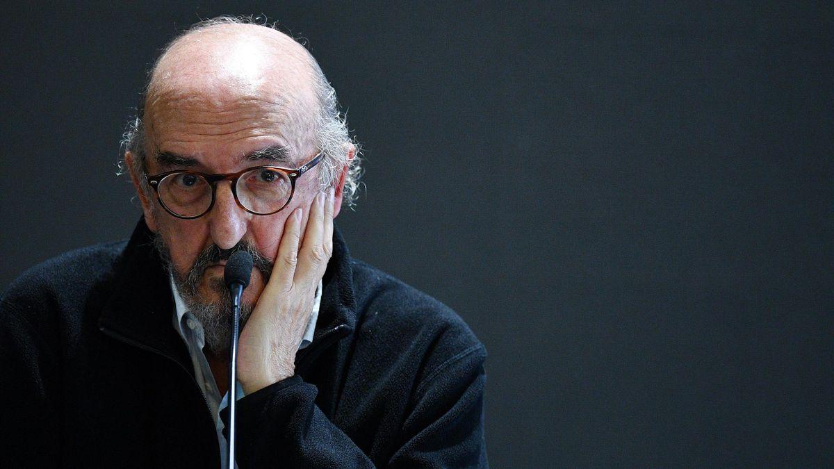 Jaume Roures, patron de Mediapro lors de la conférence de presse organisée le 21 octobre
