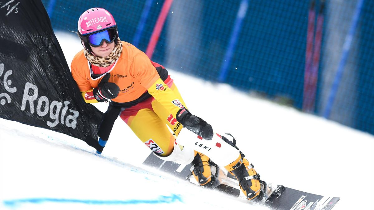 Ramona Hofmeister | Snowboard Parallel Giant Slalom | ESP Player Feature