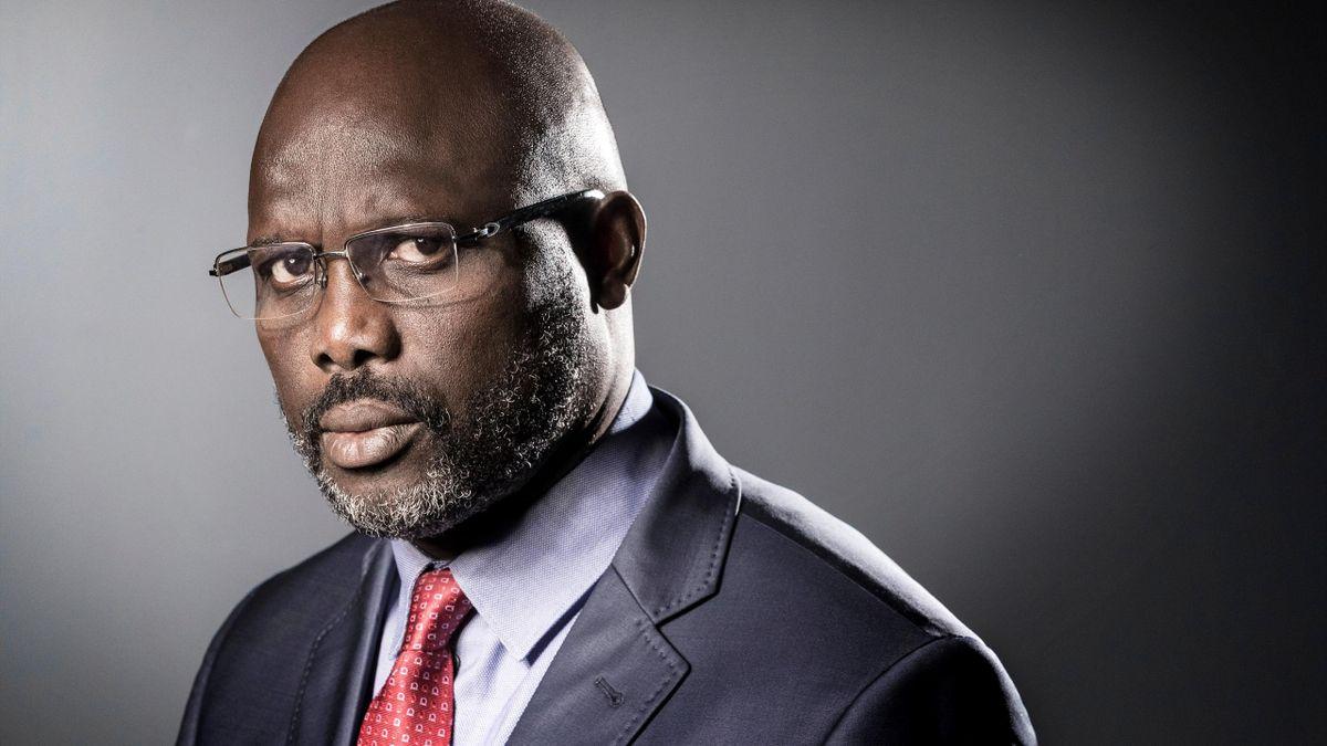 George Weah ist neuer Präsident in Liberia