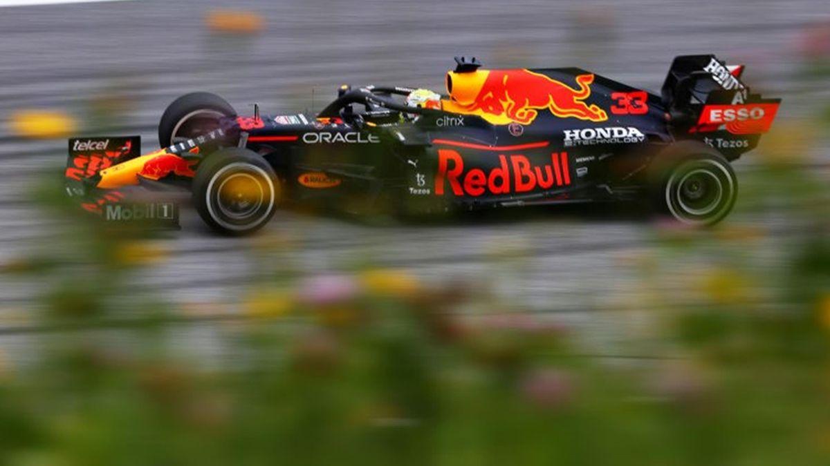 Max Verstappen (Red Bull) au Grand Prix de Styrie 2021