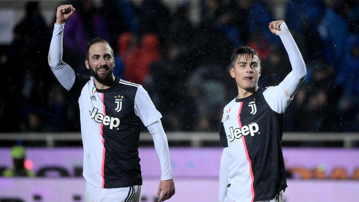 Andrea Pirlo Clarifies Paulo Dybala S Juventus Future But Confirms Gonzalo Higuain Exit Eurosport