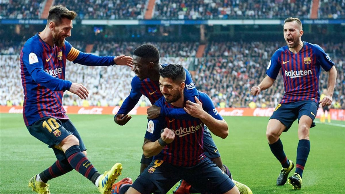 Luis Suarez, pe picior de plecare de la Barcelona