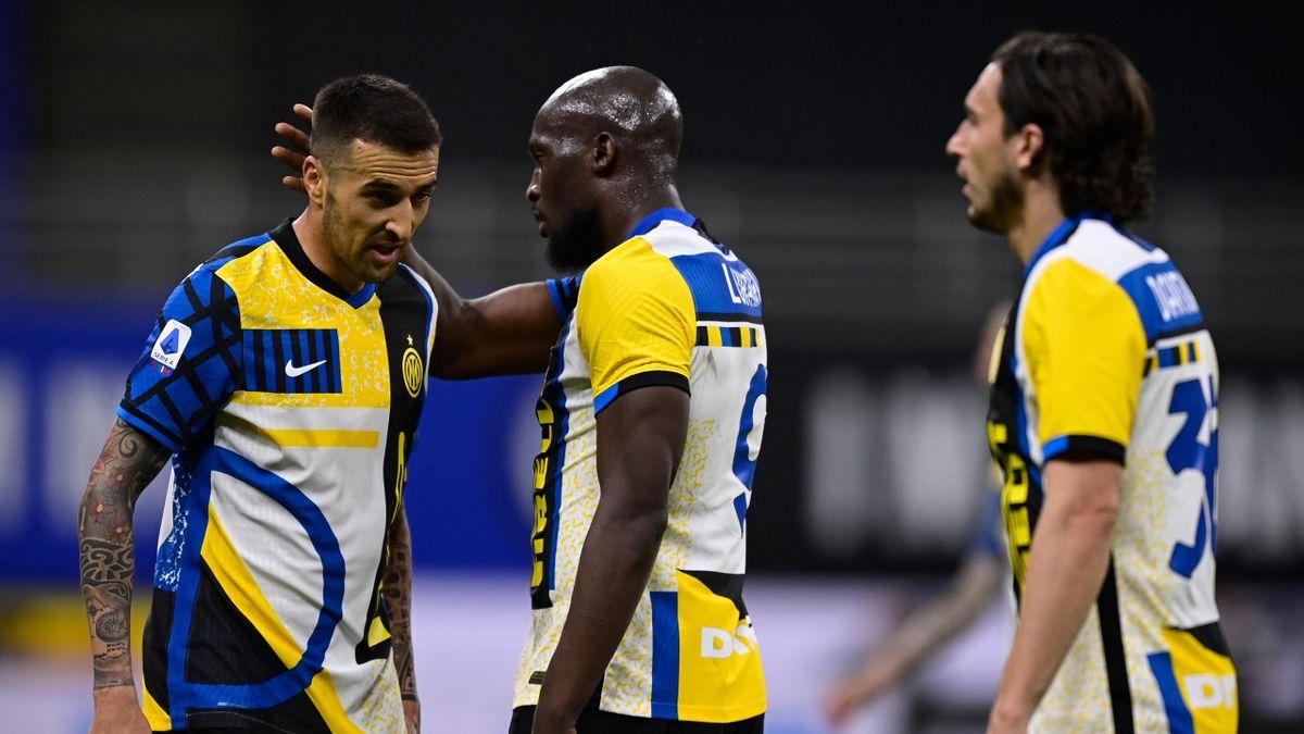 Esultanza Inter | Serie A 20-21