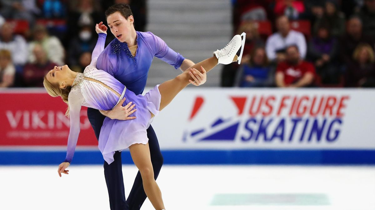 Pyeongchang 2018 - Aliona Savchenko und Bruno Massot