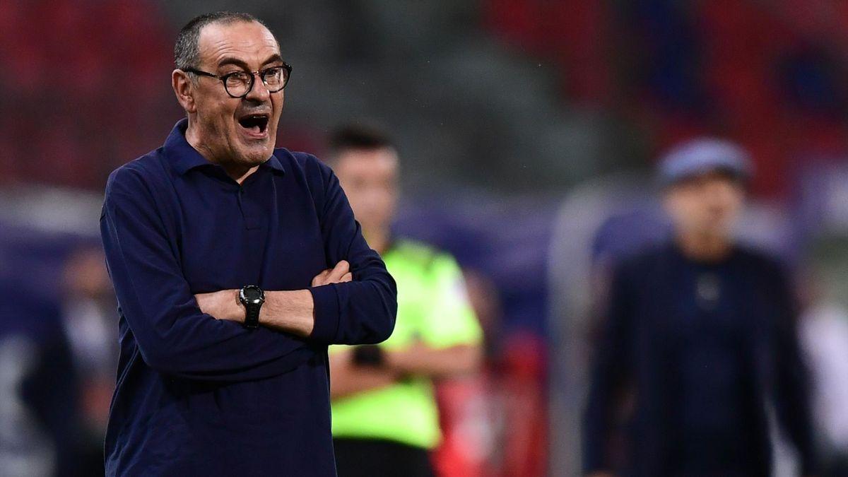 Maurizio Sarri - Bologna-Juventus - Serie A 2019/2020 - Getty Images