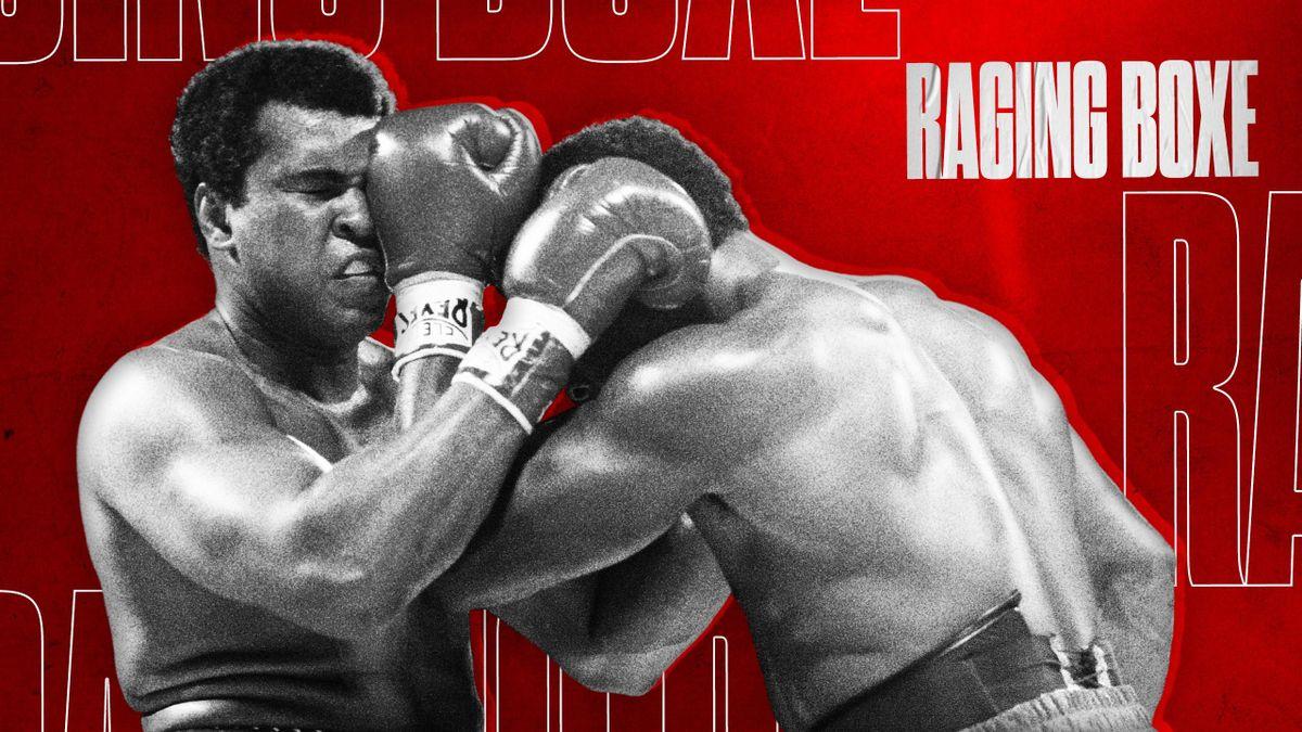 Raging Boxe - Ali-Berbick. (Par Quentin Guichard)