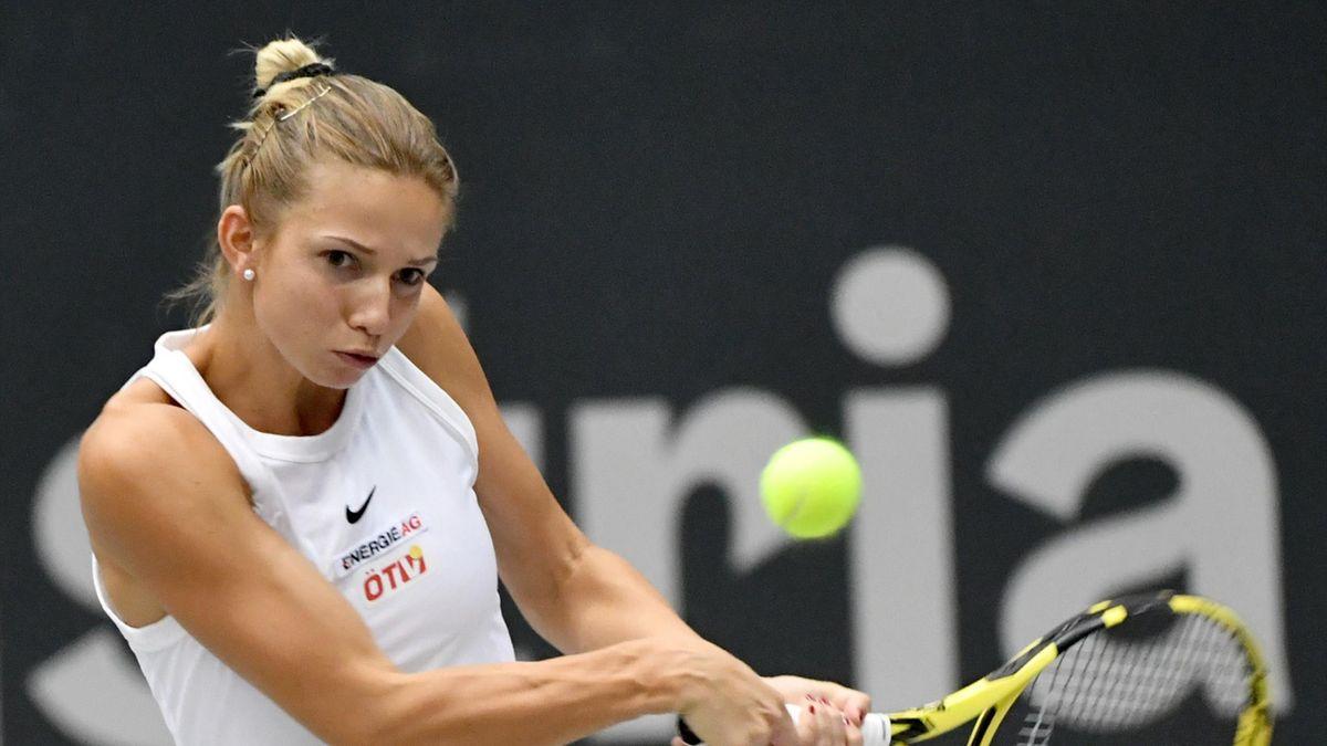 Barbara Haas a fost aproape de eliminare în calificările de la Roland Garros, după ce a condus cu 6-0, 5-0