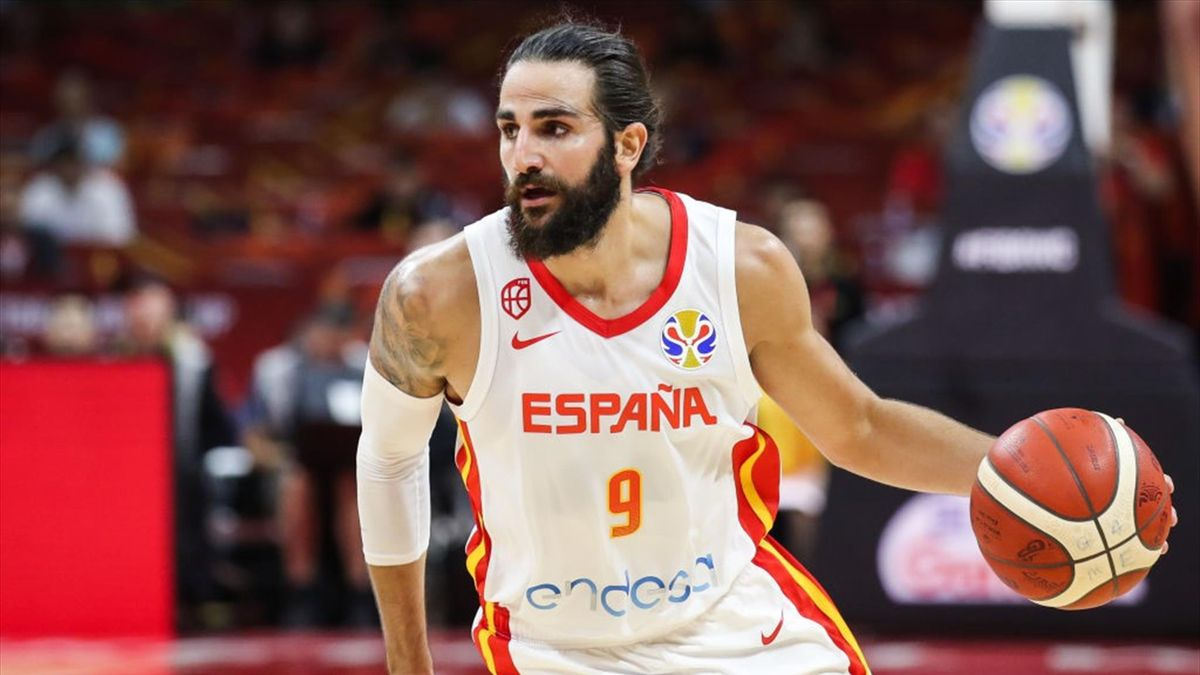 Ricky Rubio World Cup Spain