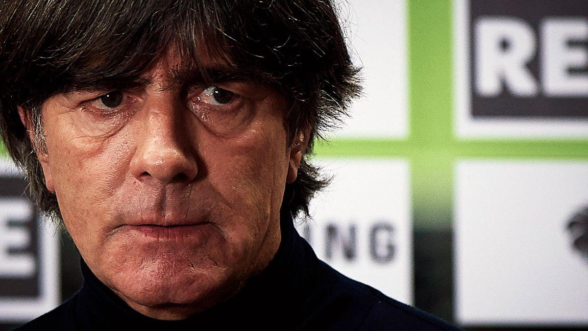 Joachim Löw war nach dem 0:6 in Sevilla bedient - Spanien vs. Deutschland