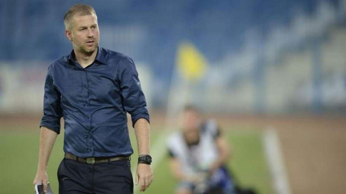 Edi Iordănescu, noul antrenor de la FCSB