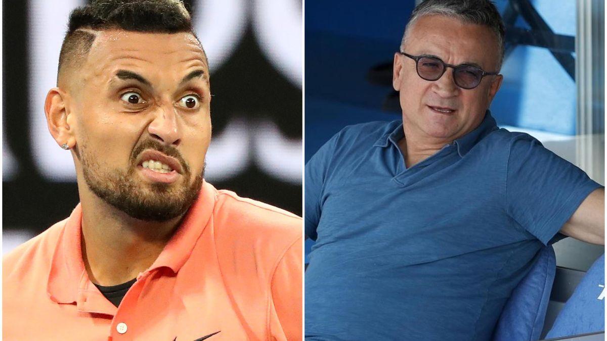 Reacția lui Kyrgios când a auzit ce a putut să spună tatăl lui Djokovic despre Dimitrov