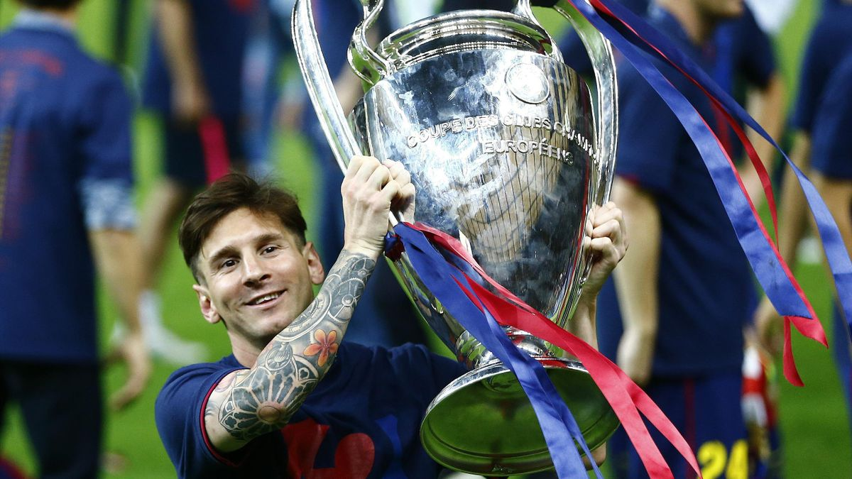 Ronald Koeman Lionel Messi Better Than Pele Cruyff And Maradona Eurosport