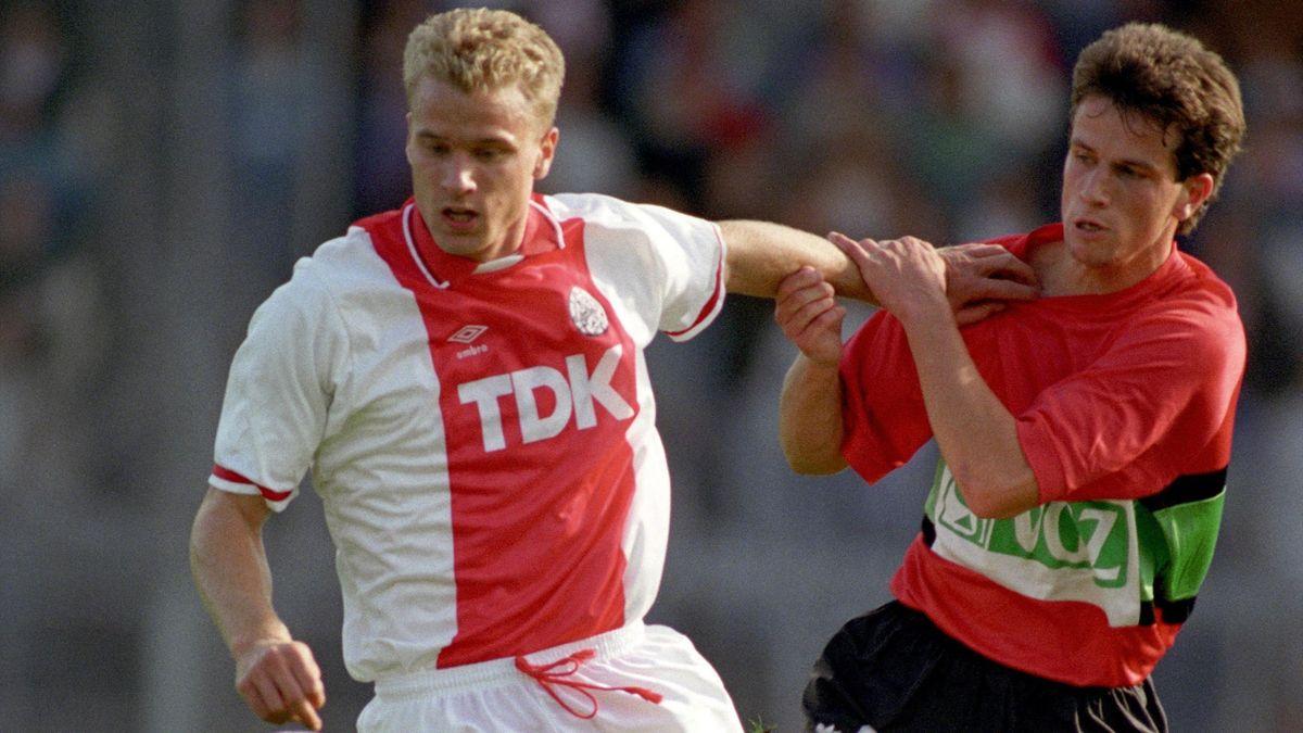 A beautiful mind: Dennis Bergkamp's perfect moment - Eurosport